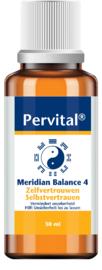 Meridian Balance 4 Zelfvertrouwen - 30ml