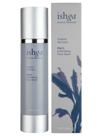 Ishga Men's Exfoliating Face Wash - 100ml