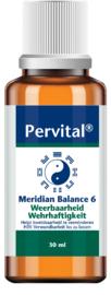 Meridian Balance 6 Weerbaarheid - 30ml
