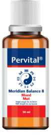 Meridian Balance 8 Moed - 30ml