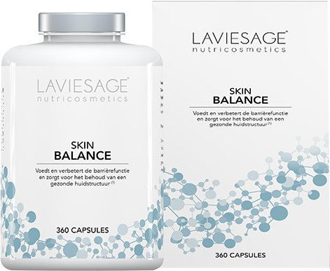 Laviesage Skin Balance - 360 capsules