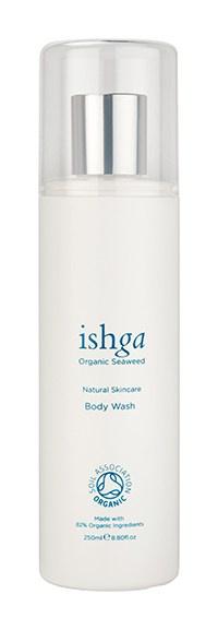 ishga Organic Seaweed Body Wash