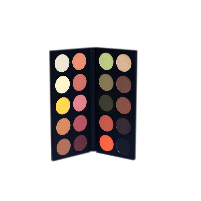 SLA Palette 20 Soft Shadow - Warm Harmony