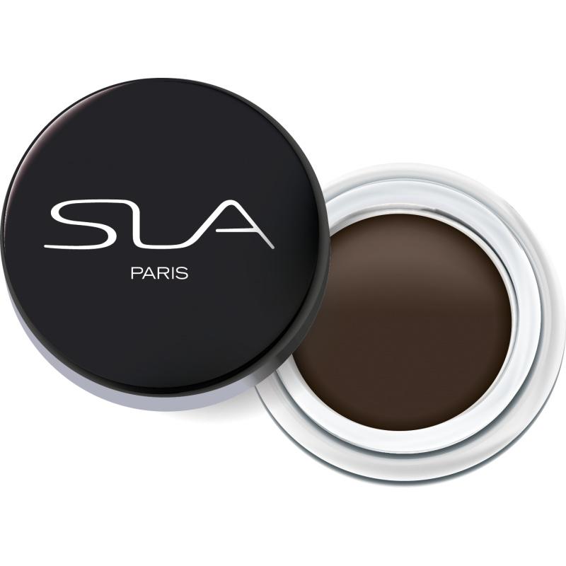 SLA Paris ArtBrow Gel-cream powder effect - Dark Brunette