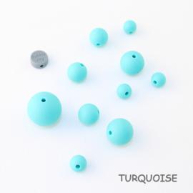 Ronde Turquoise Kralen