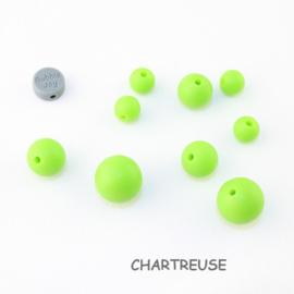 Ronde Chartreuse Groene Kralen
