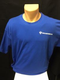 T-Shirt met tekst Brandweer