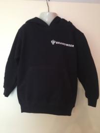 Hooded Sweater met Brandweer logo