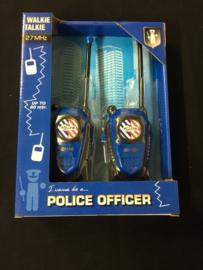 Politie Walkie Talkie