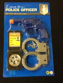 Politie starters set