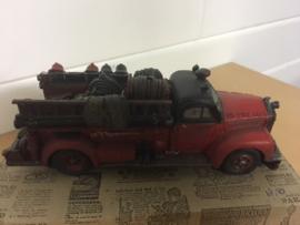 Brandweerauto van Polystone