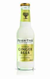 FEVER TREE GINGER BEER RETAIL  6*4*200 MILLILITER
