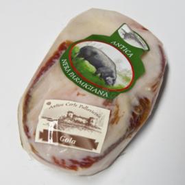 Gola tipica del Po (kinnebakspek) kilo