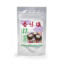 Green Tea Flavored Salt