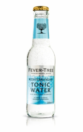 FEVER TREE MEDITERRANEAN TONIC WATER 24*200ML