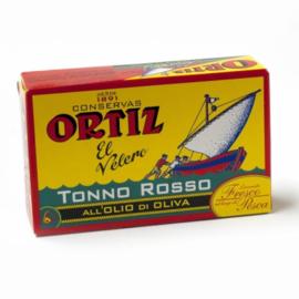Ventresca bonito in olijfolie Ortiz 112g