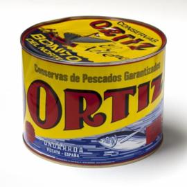 BONITO FRITO (GEBAKKEN/OP AZIJN) ORTIZ 5,7 KILO