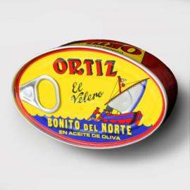 Bonito del norte in olijfolie Ortiz 112g