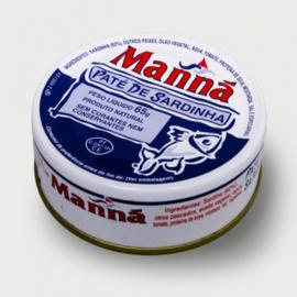 Sardine pate Manna, stuk