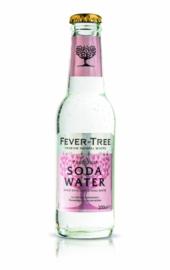 FEVER TREE SODA WATER  24*200 MILLILITER