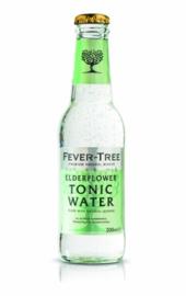 FEVER TREE ELDERFLOWER TONIC RETAIL  6*4*200 MILLILITER