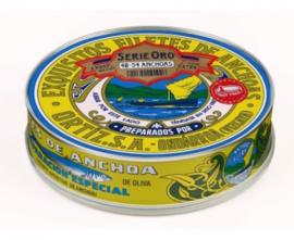 Ansjovisfilet in olijfolie Ortiz 450g