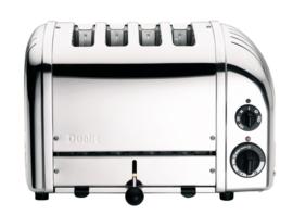 Dualit NewGen 4-slots RVS D47210