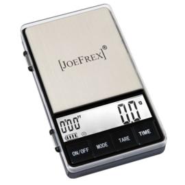 JoeFrex weegschaal met timer