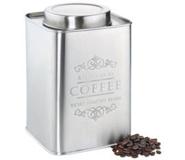 Koffie voorraadbus Coffee 500 gram