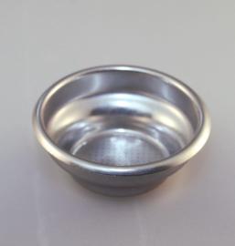 Filter 1 kops 58mm (E61) losse koffie 7 gram