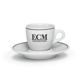 ECM Espresso Kop en Schotel