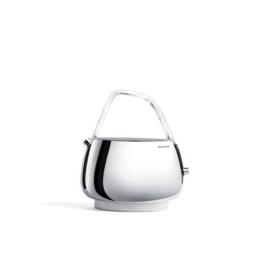 Bugatti Jacqueline Italiaans design waterkoker transparant handle