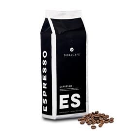 Dibarcafé Espresso – koffiebonen 1 kg (5 zakken)