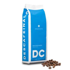 Dibarcafé Descafeinado – koffiebonen 1 kg (5 zakken)