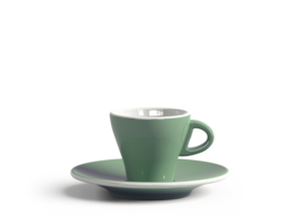 Clubhouse  espresso kop en schotel