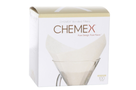 Chemex Filters Voor Gevouwen voor Chemex 6 of 8 kop
