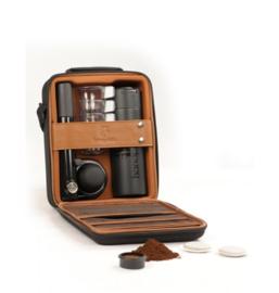 Handpresso Pump Set. Zwart ,Zilver of Wit.