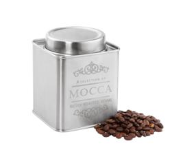 Koffie voorraadbus