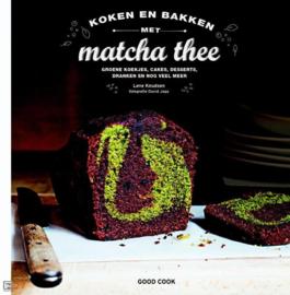 Boek Koken en bakken met Matcha thee