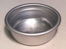 Filter 2 kops 58mm (E61) losse koffie 14 gram