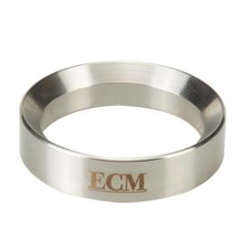 ECM portafilter opvangring 58mm RVS