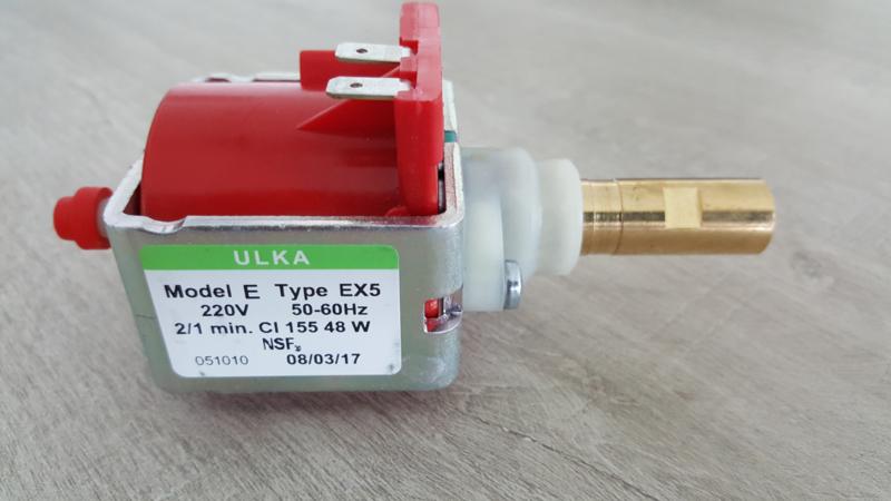 Pomp ULKA EX5