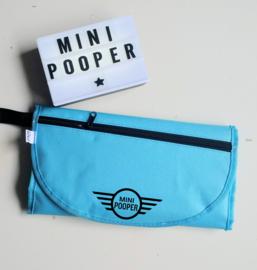 Verschoningsmatje Mini Pooper
