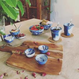 Blue Ivy Breakfast Set