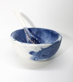 Blue Ivy Sugar Bowl & Spoon Set