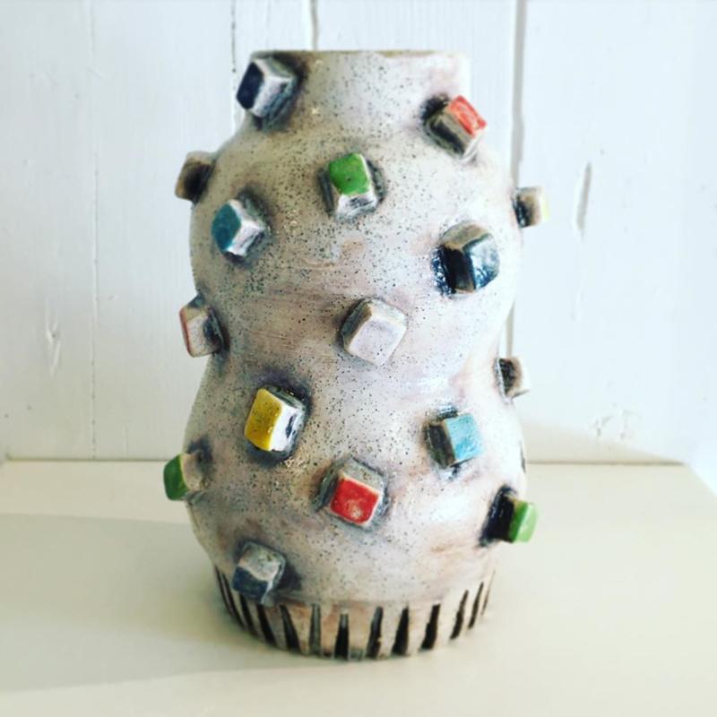 Liquorice allsorts Vase 16cm