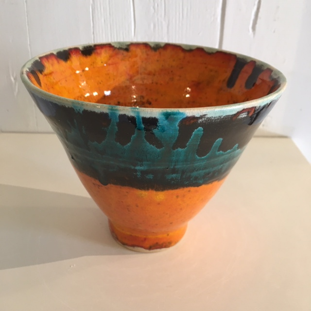 High Bowl 16cm - Echoes from the past