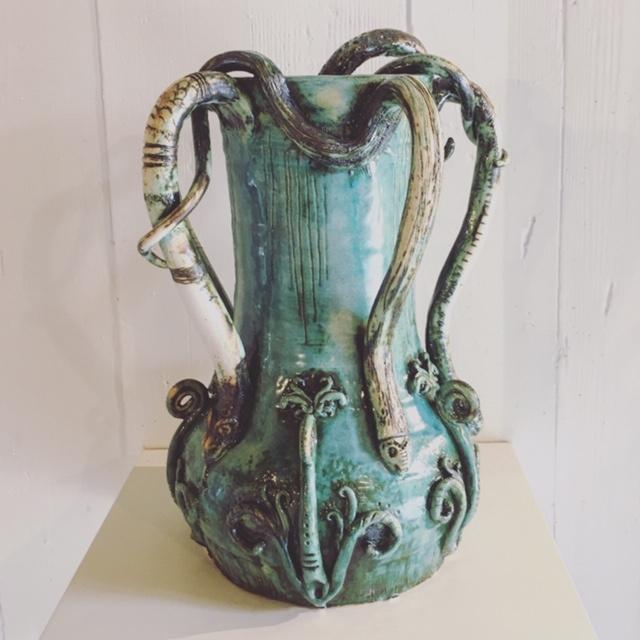 Snake Vase