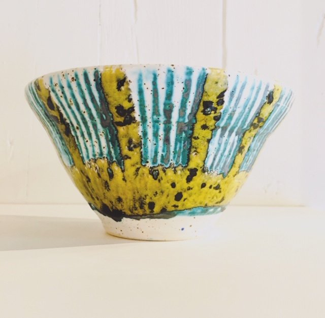 Bowl 15cm - Echoes form the past