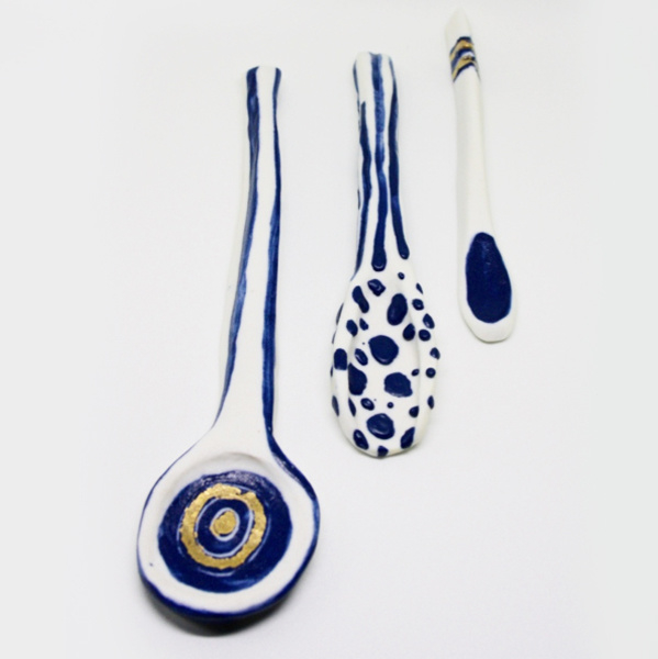 Blue Ivy Spoon Set